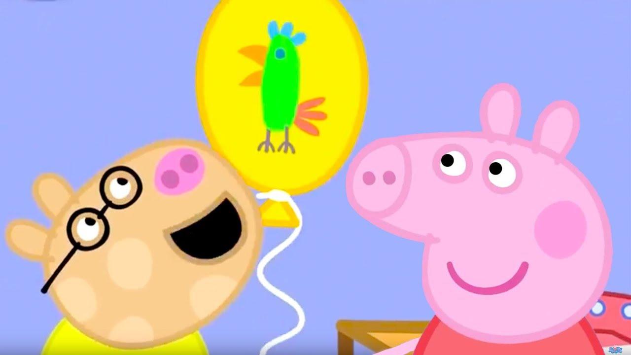 Peppa Pig en Español Episodios completos | Peppa en la escuela! | Dibujos Animados