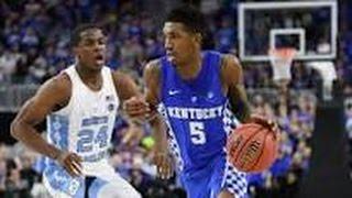 Malik Monk Scores 47 Points Vs North Carolina Tarheels (Freshman Record)