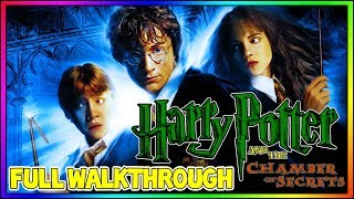 Harry Potter and the Chamber of Secrets - FULL 100% Walkthrough