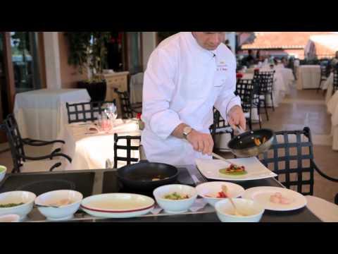 Restaurant Terrazza Danieli Hotel Danieli Venice Youtube