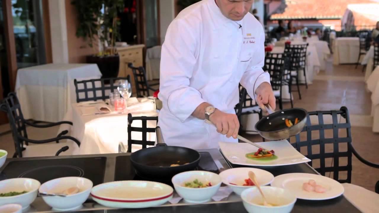 Restaurant Terrazza Danieli - Hotel Danieli, Venice - YouTube