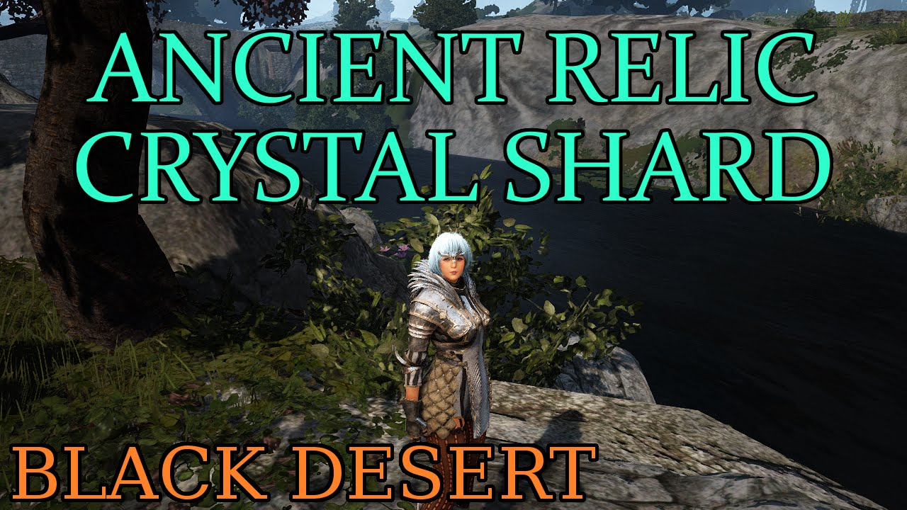 Ancient Relic Crystal Shard