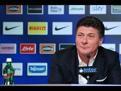 Live! Conferenza Mazzarri pre Inter-Catania 25/01/2014 h. 13:00 CET