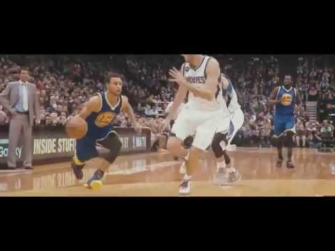 Steph Curry Pours In 46 vs Timberwolves