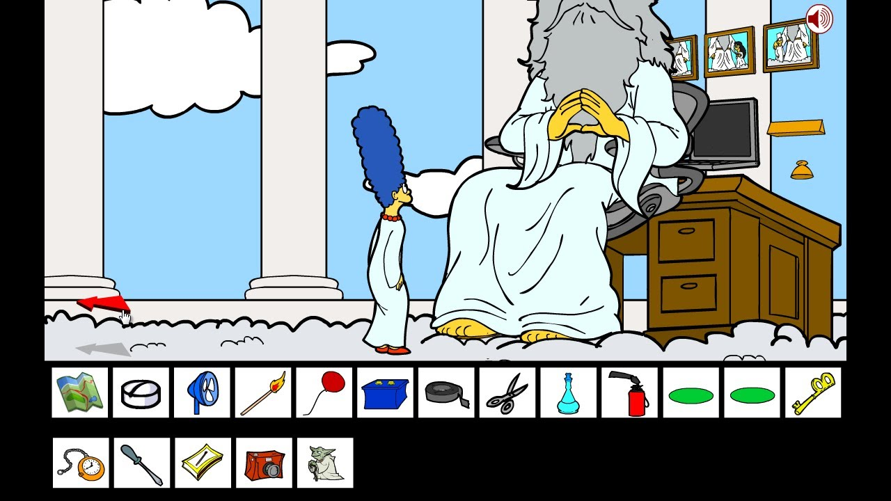 Marge Simpson Saw Game Solución Youtube