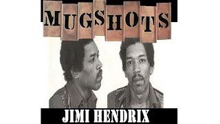 Mugshots: Jimi Hendrix - Jimi