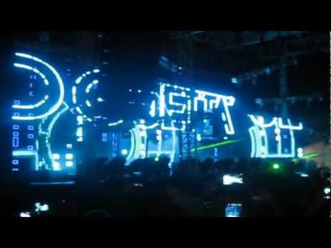 DAVID GUETTA LIFE IN MERIDA 2013 BY LUIS DE LA FUENTE
