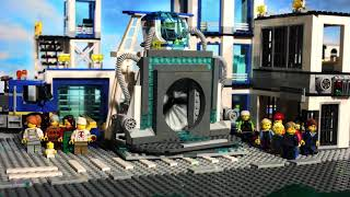 LEGO City Solutions: Get to the Choppa! (NL)