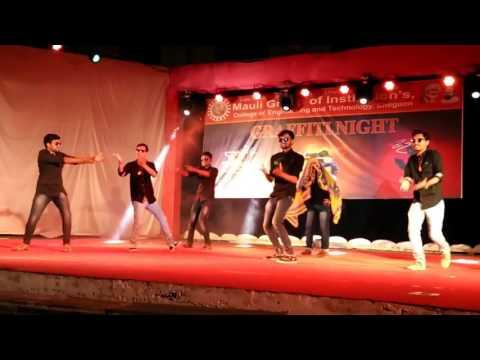 New dhandal Group| Rada Rada dance|Hum kale hai toh kya hua dil wale hai | nagin dance