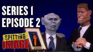 Spitting Image - Series 1, Episode 2 | Full Episode