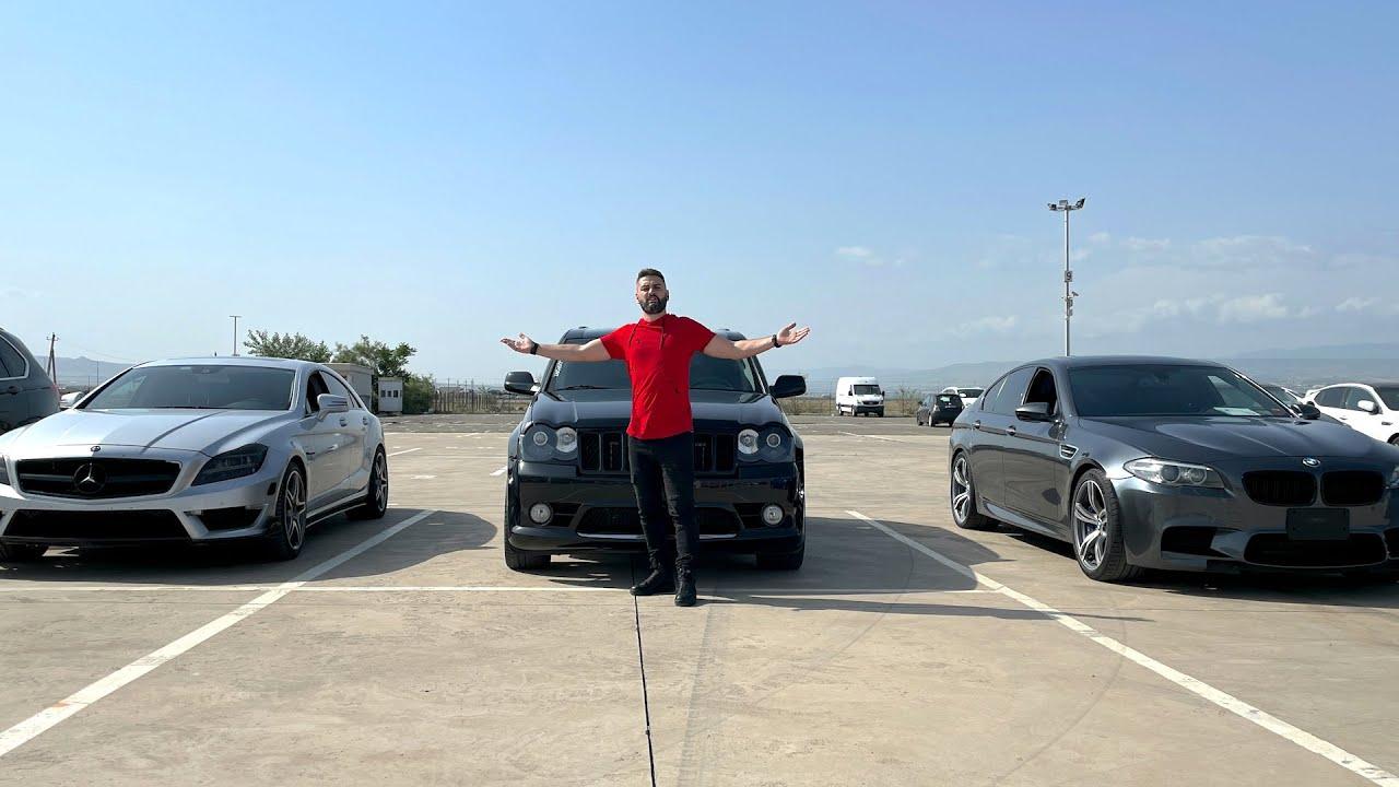 Top 5 – გამორჩეული ავტომობილი კავკასიის ავტო მარკეტში!