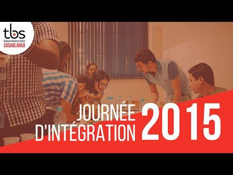 Journée d'intégration Tbs Casablanca - 10 Octobre 2015