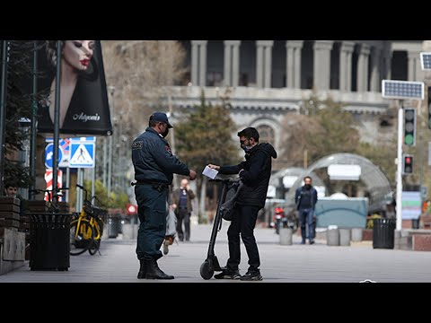 Режим ЧП в Армении продлили на месяц