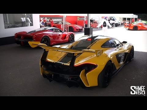 Supercar Paradise - FXX K, P1 GTR, One:1, LaFerrari, Huayra and more!