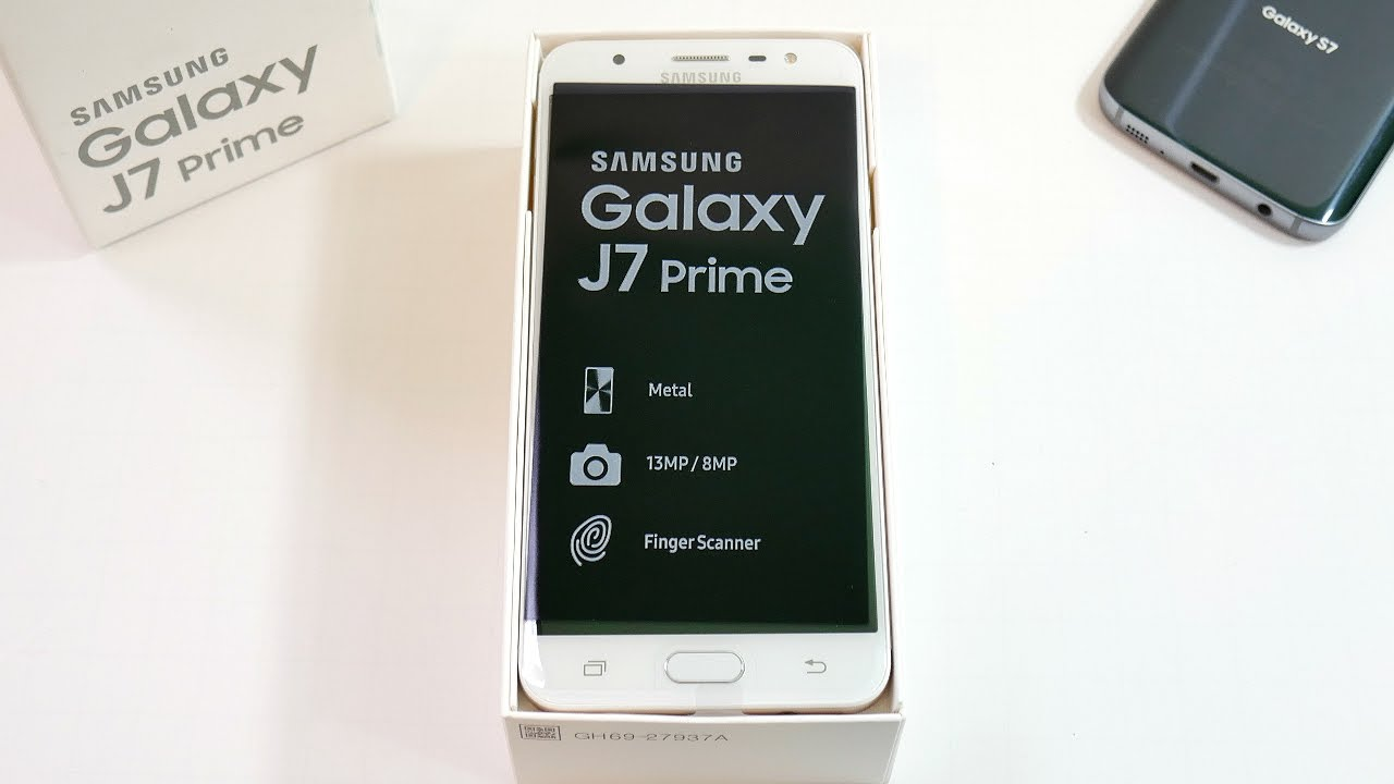 how to set up notification on samsung j7 prime