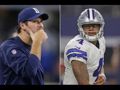 Dallas Drama: Debate On What The Cowboys Should Do About The QB Chaos.