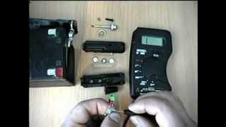 тестер пробник на 12 вольт для авто(тестер пробник на 12 вольт для авто резисторы R1 160ом R2 10ом, корпус от штекера в прикуриватель им можно найти..., 2013-04-04T01:45:41.000Z)