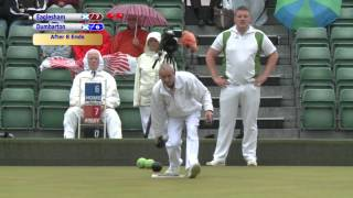 Bowls Scotland National Championships 2014   Mens Singles Final