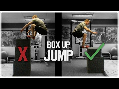 How To Box Jump: Why 50+ Inch Box Jumps are Wrong! | Jump Training