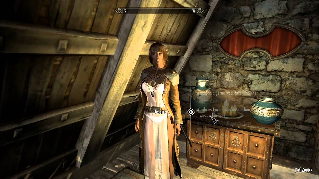 Elder Scrolls Skyrim Моды