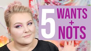 ELF: 5 Wants & 5 Nots!! // Brand Breakdown! | Lauren Mae Beauty
