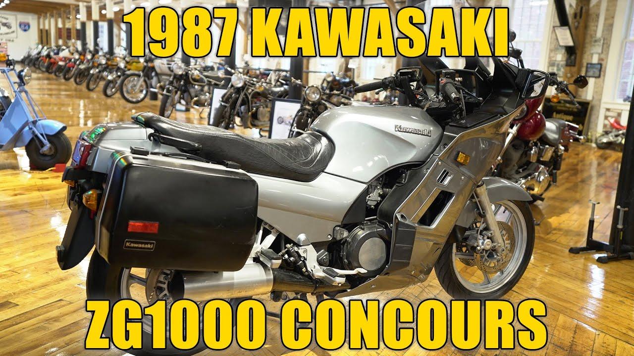 Clymer Workshop Manual Kawasaki Concours 1986-2006 ZG GTR 1000 Service Repair