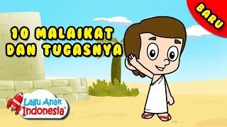 Lagu Anak Islami Sepuluh Malaikat Lagu Anak Indonesia