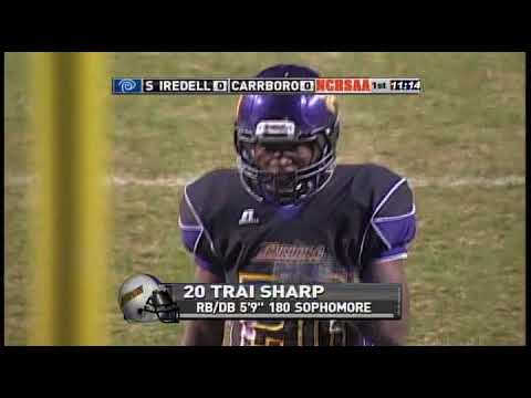 2012 NC 2AA State Championship:  South Iredell Defeats Carrboro