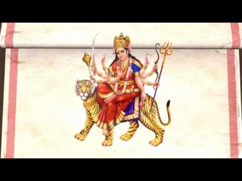 Jai Adhyashakti   Ambe Maa Ni Aarti with Lyrics   Sanjeevani Bhelande   Gujarati Devotional Songs