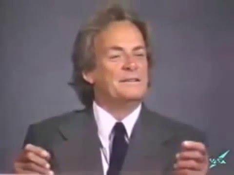 Richard Feynman on How the Lex Mercatoria works!!!
