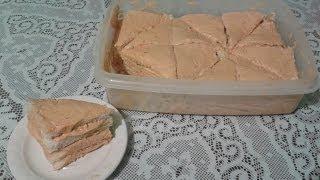 Como Hago El Sandwichon  Pastel De Atun  By Angy