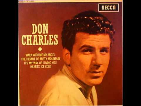 THE DRIFTER   DON CHARLES DECCA