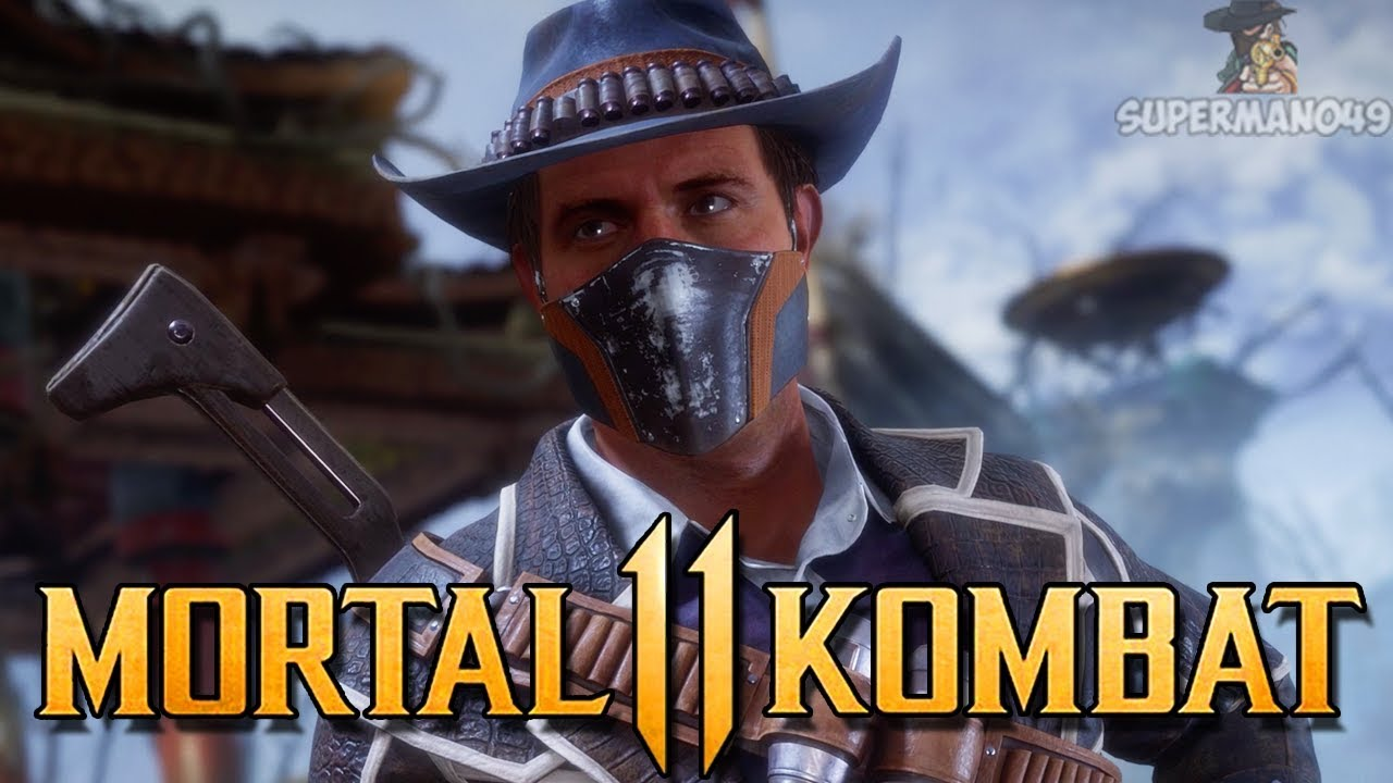 First Time Playing ERRON BLACK Online! - Mortal Kombat 11: