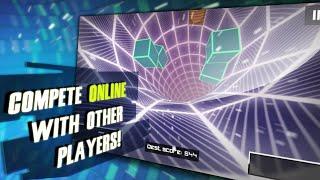 Обзор игры на андроид SpeedX 3D
