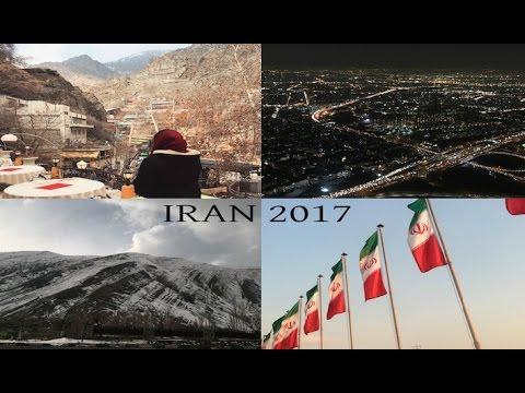 IRAN 2017 | TRAVEL VLOG