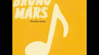 Bruno Mars - Lazy Song Instrumental