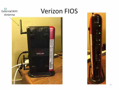 Home Networking Part 1