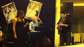 ALESSIA GALEOTTI Quartet featuring GIANNI SATTA - Soresina Jazz 2012 (SOUND Restaurant Cafè)