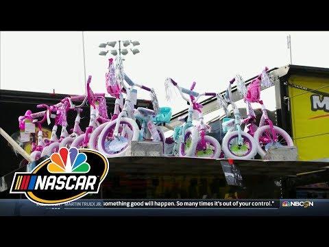 Dale Earnhardt Jr. ranks the best NASCAR pranks I NBC Sports