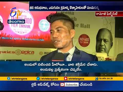 Indywood Film Carnival | interview with fight master peter hein