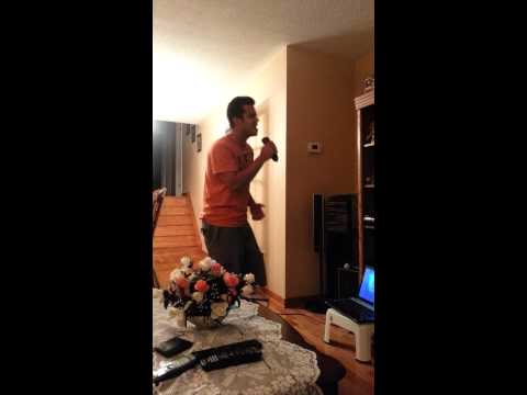 Mark anthony karaoke just a hobby!