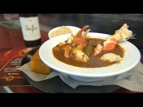Chicago's Best Seafood: Anita's Gumbo