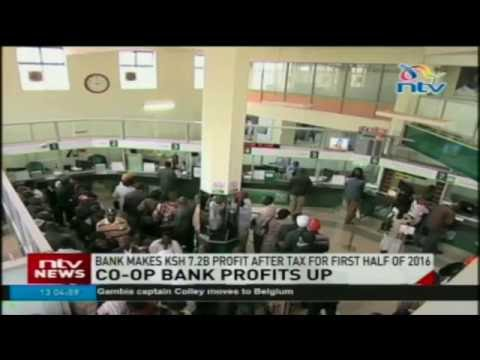 op Bank makes Ksh 7.2B profit after tax for first half of 2016