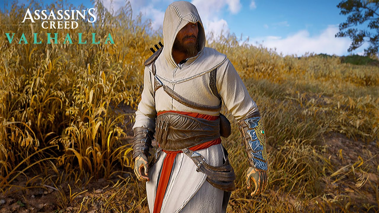 Assassin's Creed Valhalla - Playing As Altair - YouTube