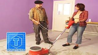 Bodenunebenheiten ausgleichen, Renovierung, Handwerker-Tipps | Tipps | ToolTown