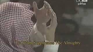 Makkah Tahajjud-(Night 1)-Witr & Dua-e-Qunoot Sheikh Sudais