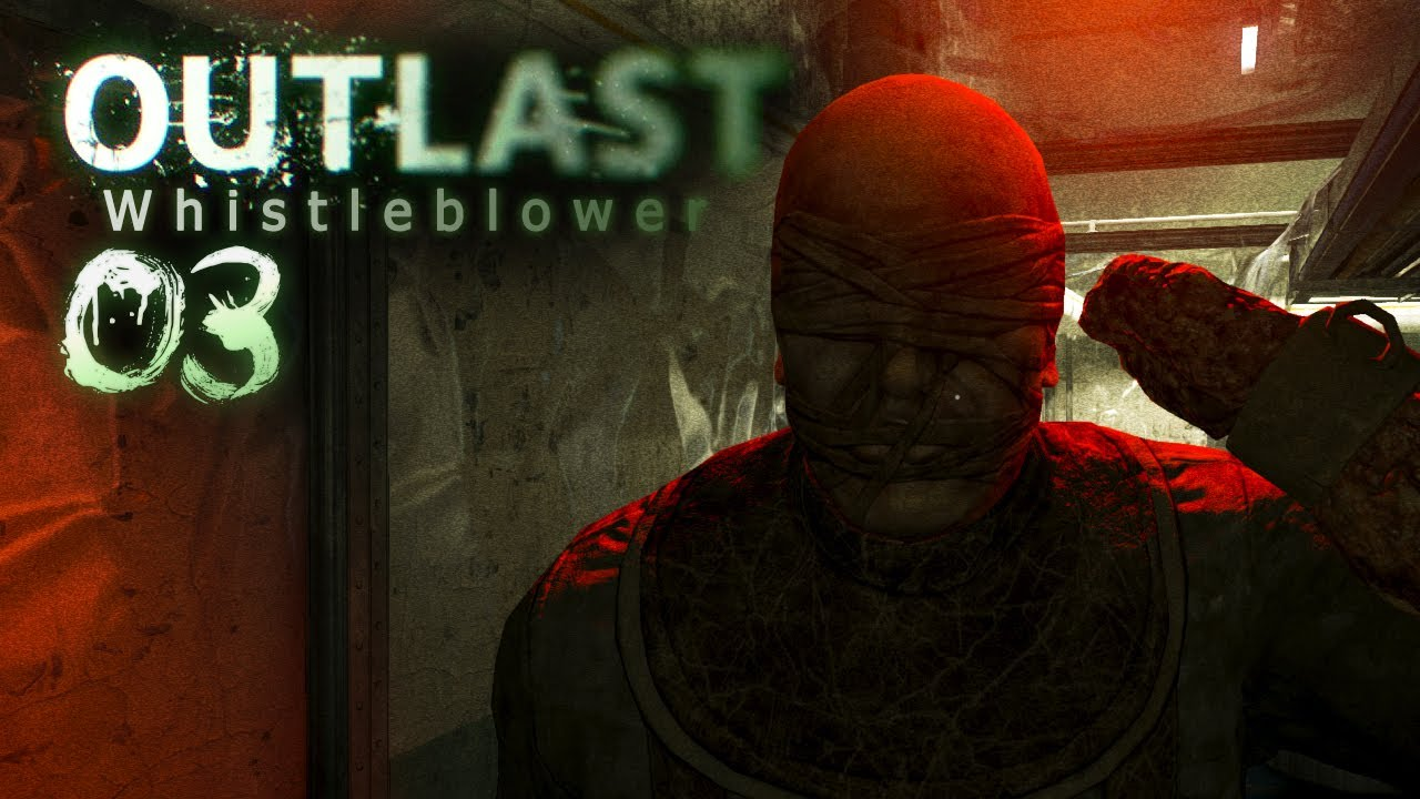 OUTLAST: WHISTLEBLOWER [HD+] #003   Klopf Klopf Klopf Klopf ☆ Letu0027s Play  Outlast: Whistleblower