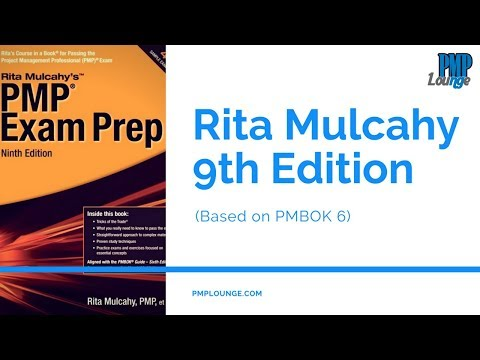 Rita Mulcahy 9th Edition Out (Based on PMBOK Guide 6th Edition)