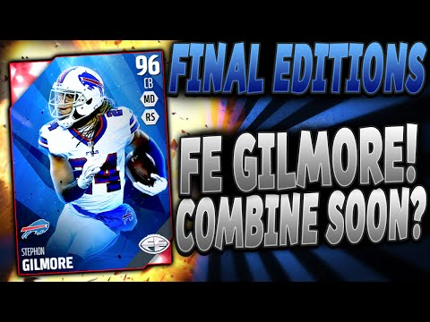 COMBINE WARRIORS SOON? | FE GILMORE!! BEST CB IN MUT 16? | MUT 16 PACK OPENING