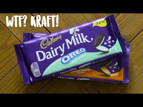 Kraft Ruining Cadbury's Chocolate: An Open Video To KRAFT!